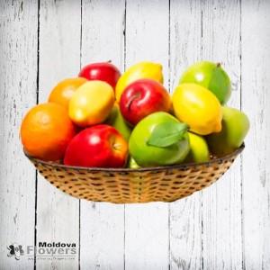 Mixed fruit basket