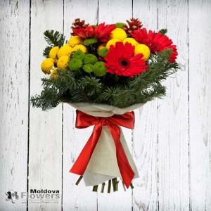 Christmas bouquet #22