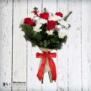 Christmas bouquet #24