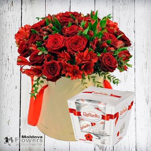 Букет цветов #52