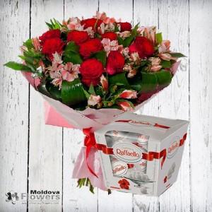 Букет цветов #53