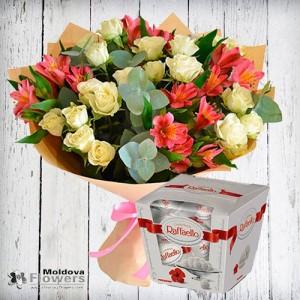 Букет цветов #54