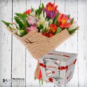 Букет цветов #55