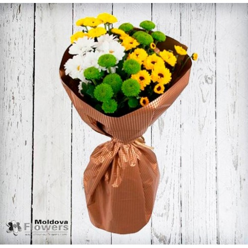 Flower bouquet #43