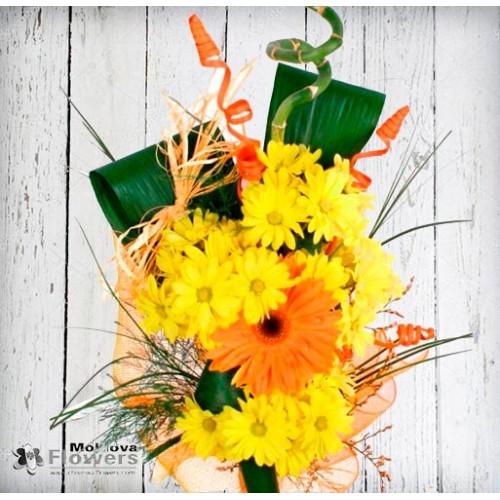 Flower bouquet #49