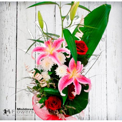 Flower bouquet #51