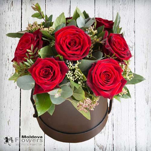 Rose bouquet #31