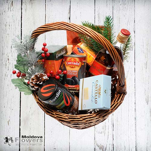 "Gift Basket ""Men's Dream"""