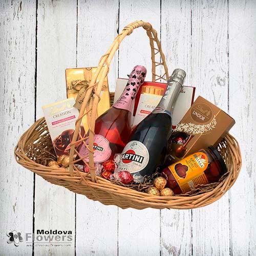 "Gift basket ""Martini"""