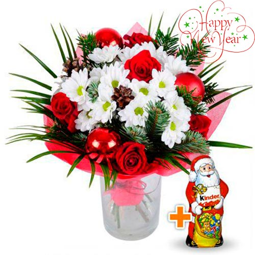 Christmas bouquet #9