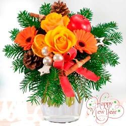 Christmas bouquet #13