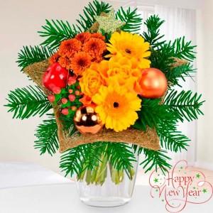 Christmas bouquet #15
