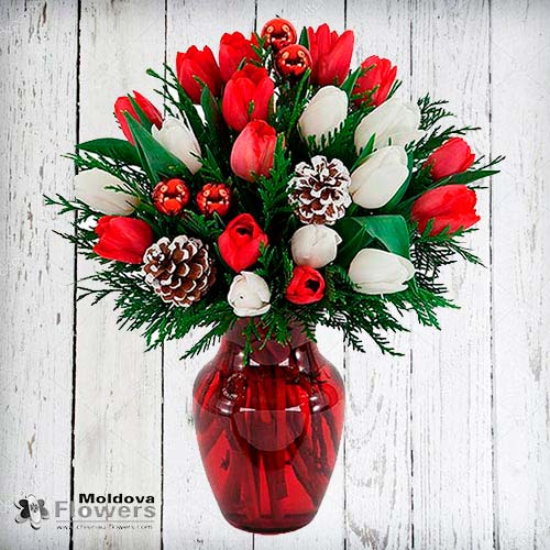 Christmas bouquet #19