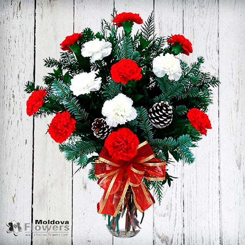 Christmas bouquet #18