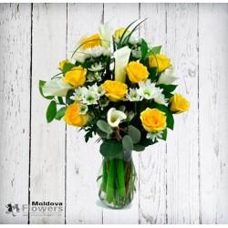 Rose bouquet #17