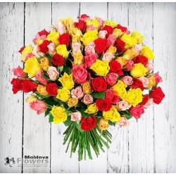 Rose bouquet #23