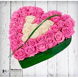 Rose bouquet #25