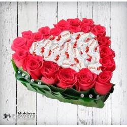 Rose bouquet #27