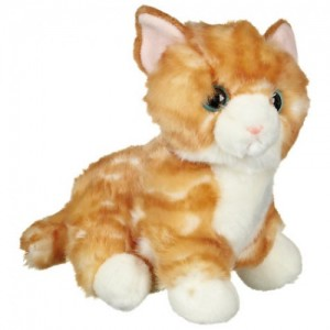 "Soft toy ""Cat"""