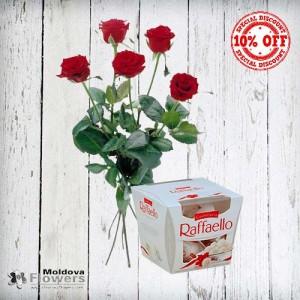 Rose bouquet #28